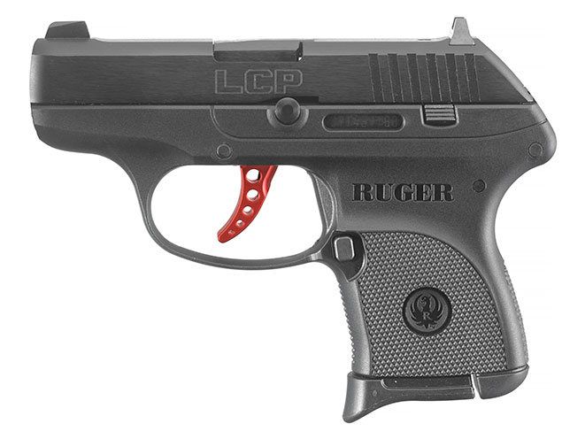 pistol, pistols, subcompact pistol, subcompact pistols, Ruger LCP Custom