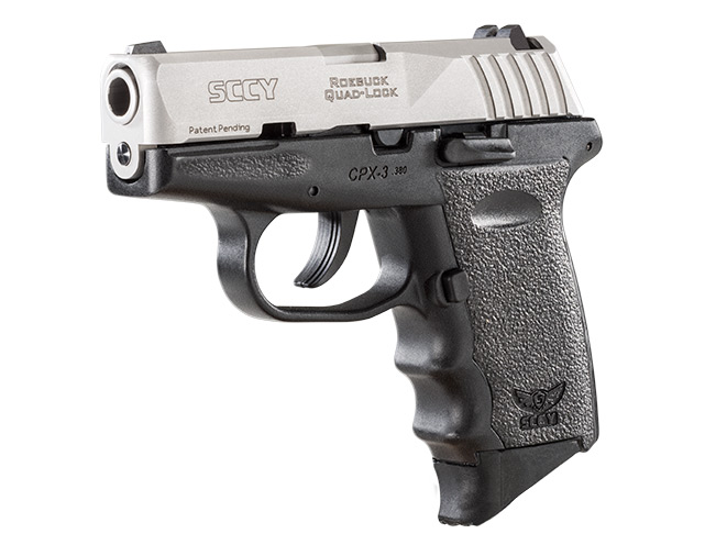 SCCY, CPX-3, SCCY CPX-3, CPX-3 pistol, SCCY CPX-3 pistol, SCCY CPX-3 .380 ACP, CPX-3 .380 ACP, cpx-3 profile
