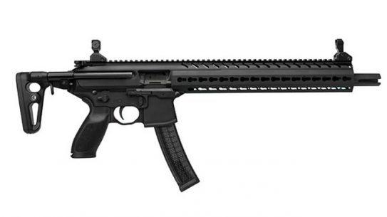 Sig Sauer MPX Carbine, Sig MPX, Sig MPX Carbine