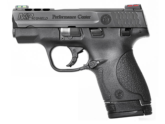 pistol, pistols, subcompact pistol, subcompact pistols, Smith & Wesson M&P Shield Ported