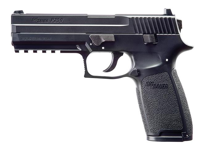 air pistols, air pistol, airgun, airguns, air gun, air guns, Sig Sauer P250