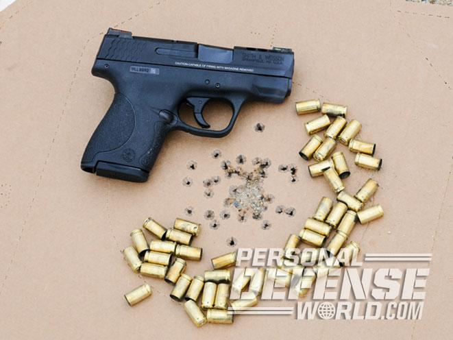 Smith & Wesson, Smith & Wesson performance center, s&w performance center, performance center, performance center ported m&p9 shield, m&p9 shield, m&p shield, smith & wesson m&p9 ported target