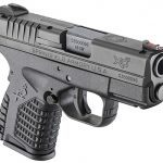 "pistol, pistols, subcompact pistol, subcompact pistols, Springfield XD-S 3.3"" .40"