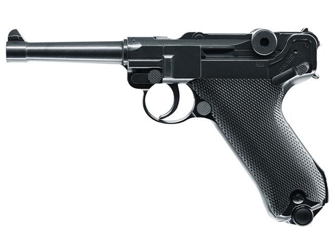 air pistols, air pistol, airgun, airguns, air gun, air guns, Umarex Legends P.08