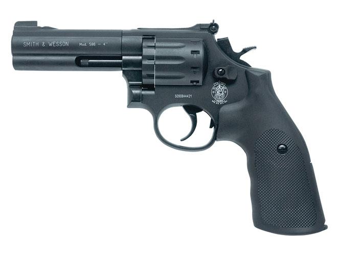 air pistols, air pistol, airgun, airguns, air gun, air guns, Smith & Wesson 586