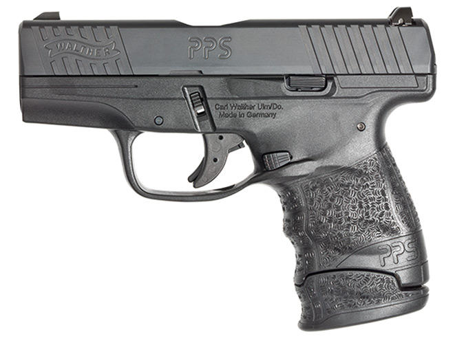 pistol, pistols, subcompact pistol, subcompact pistols, Walther PPS M2