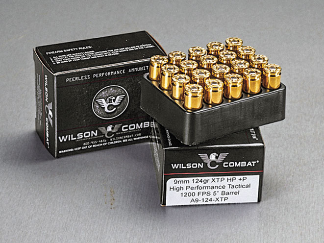 ammo, ammunition, 9mm round, 9mm rounds, self-defense, self defense, self defense ammo, self defense ammunition, wilson combat
