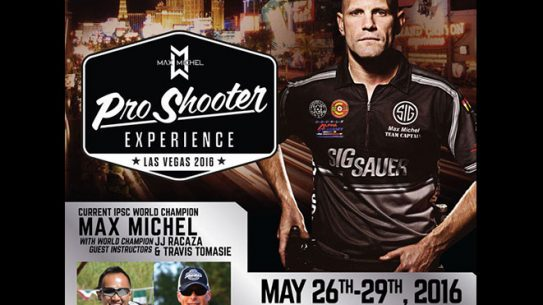 max michel, competitive shooter, max michel pro shooter