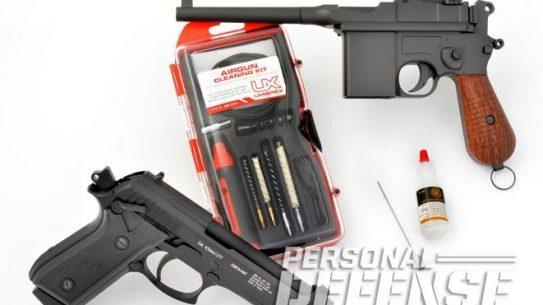 air pistol, air pistols, airgun, air gun, air pistol cleaning, air pistol maintenance, air gun maintenance