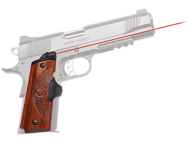 crimson trace, crimson trace 1911, 1911 pistol, 1911 pistols