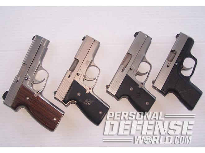 double-action, double-action semi-auto, single-action, single-action semi-auto, double-action/single-action, da/sa, da/sa pistols