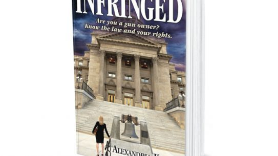 infringed, infringed book, gun law, gun laws