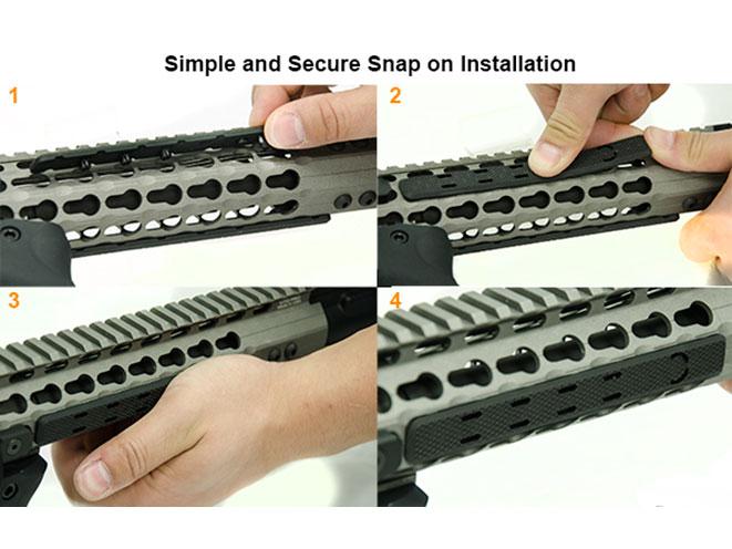 Leapers UTG, Leapers, RB-HP25B, leapers UTG RB-HP25B, rifle rail