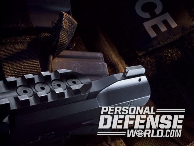 Smith & Wesson, M&p R8, smith & wesson m&p r8, smith & wesson performance center m&p r8, m&p r8 rail