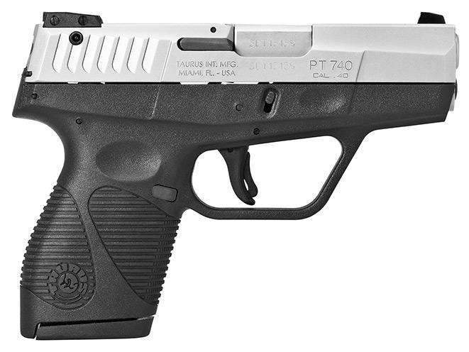 taurus, Taurus SLIM 740, SLIM 740 pistol