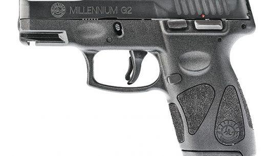 taurus, Taurus Millennium G2, Taurus Millennium G2 pistol, Millennium G2