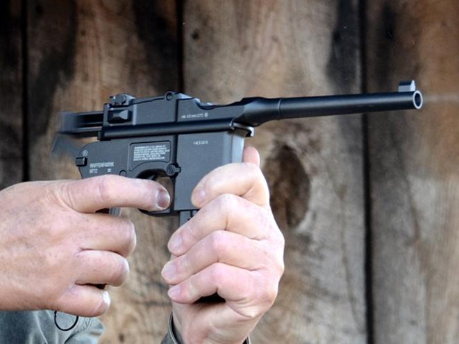 air gun, air guns, airgun, air pistols, air pistol, umarex uzi bb carbine, Umarex Legends M712, umarex m712 pistol