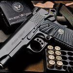 Austin Proulx, wilson combat, bill wilson, Austin Proulx pro shooter, Austin Proulx idpa