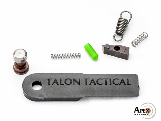 apex, apex tactical specialties, apex trigger kit, apex trigger kits, smith & wesson, smith & wesson m&p shield, m&p shield, Apex M&P Shield Carry Kit