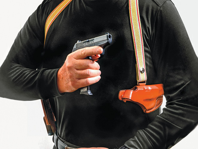 holster, holsters, concealed carry, concealed carry holster, concealed carry holsters, Bianchi Frontier Gunleather Spirit