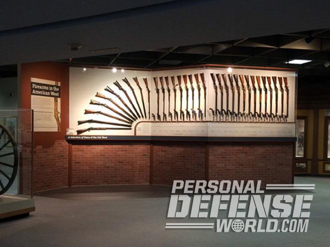 tol, glock pistols, glock 17, glock 17gen4, buffalo bill center of the west, cody firearms museum, glock 21, gun museum, rifles