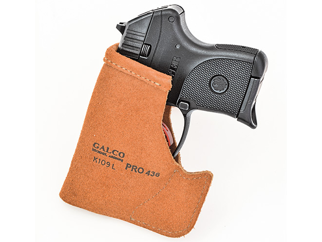 holster, holsters, concealed carry, concealed carry holster, concealed carry holsters, Galco Pocket Protector with Ruger LCP