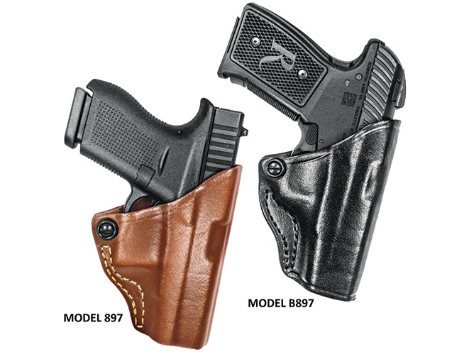 holster, holsters, concealed carry, concealed carry holster, concealed carry holsters, Gould & Goodrich Model 897