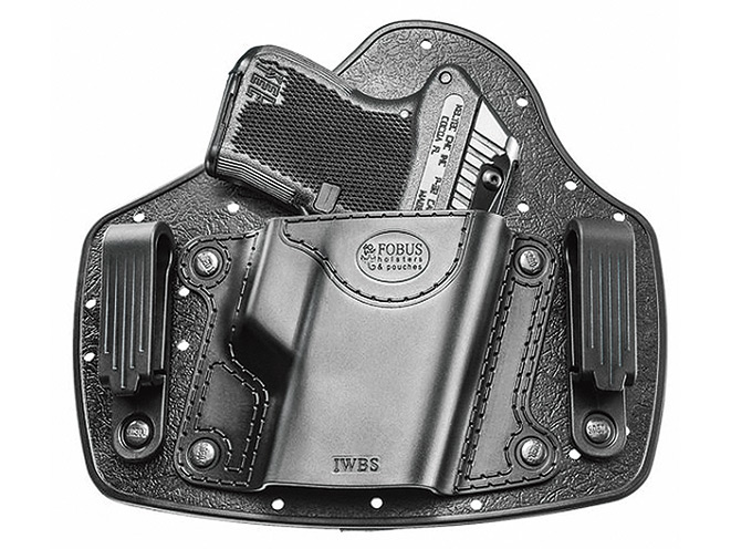 holster, holsters, concealed carry, concealed carry holster, concealed carry holsters, Fobus Universal IWB