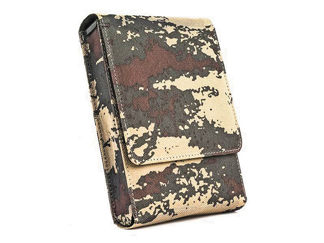 holster, holsters, concealed carry, concealed carry holster, concealed carry holsters, Sneaky Pete Camouflage Nylon Holster