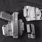 laser, lasers, holster, holster, ammo, ammunition, Q-Series Covert OWB Holster
