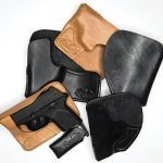 laser, lasers, holster, holster, ammo, ammunition, Recluse RM380 Holsters