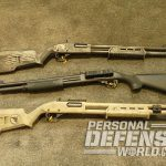 shotgun, shotguns, semi-auto shotguns, semi-auto shotgun, pump-action, pump-action shotgun, Nighthawk Custom