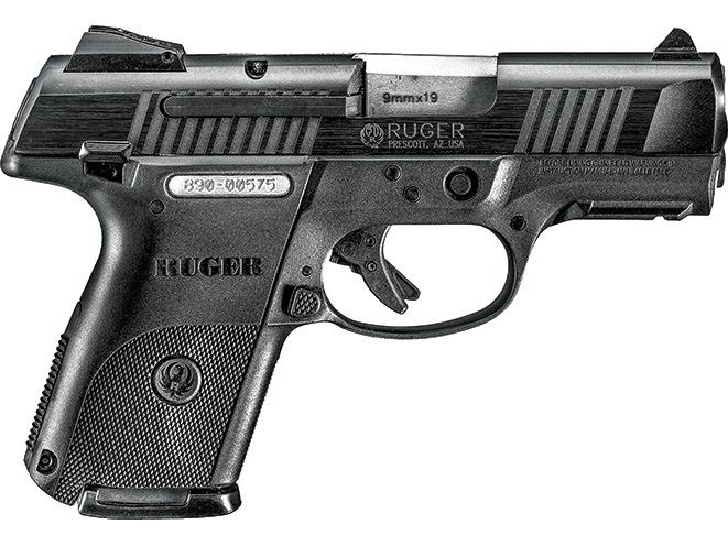 pistol, pistols, subcompact pistol, subcompact pistols, RUGER SR9c