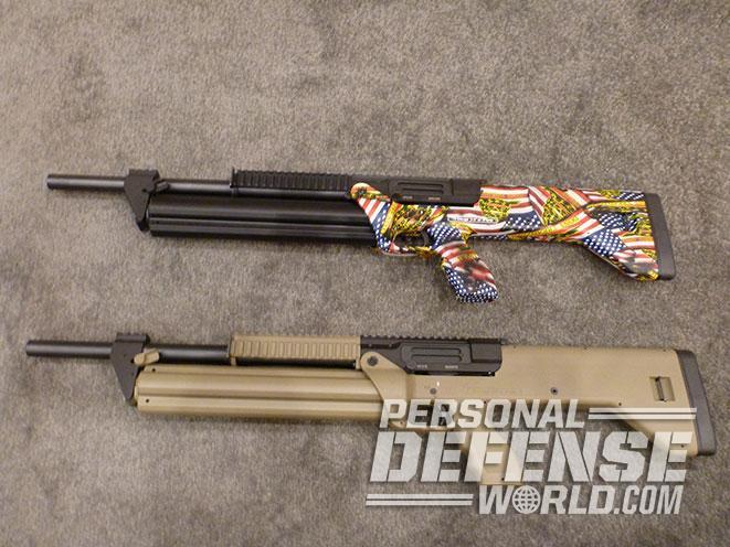 shotgun, shotguns, semi-auto shotguns, semi-auto shotgun, pump-action, pump-action shotgun, SRM Model 1216