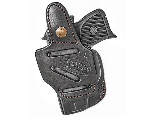 holster, holsters, concealed carry, concealed carry holster, concealed carry holsters, Tagua 4-In-1 Inside-The-Pant Holster with Ruger LCP