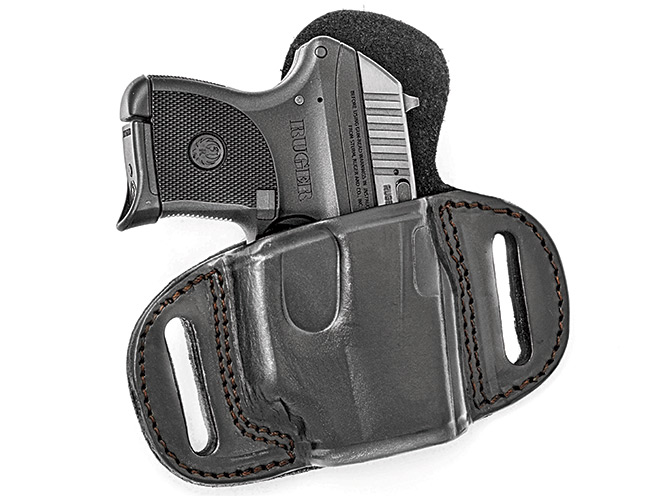 holster, holsters, concealed carry, concealed carry holster, concealed carry holsters, Tagua Extra Protection Quick-Draw with Ruger LCP