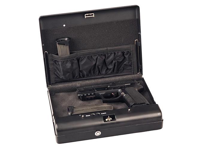 USA Firearm Training, USA Firearm Training Digital Portable Firearm Vault, Digital Portable Firearm Vault