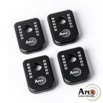 apex, apex j-plate, apex j-plate base pad, magpul, magpul gl9, magpul gl9 pmag, magpul