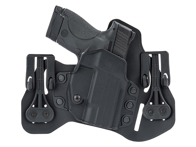 holster, holsters, concealed carry, concealed carry holster, concealed carry holsters, BlackHawk Leather Tuckable Pancake Holster