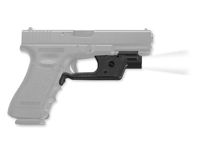 crimson trace, glock, crimson trace glock, glock laser, glock lasers, Crimson Trace LTG-736 Lightguard