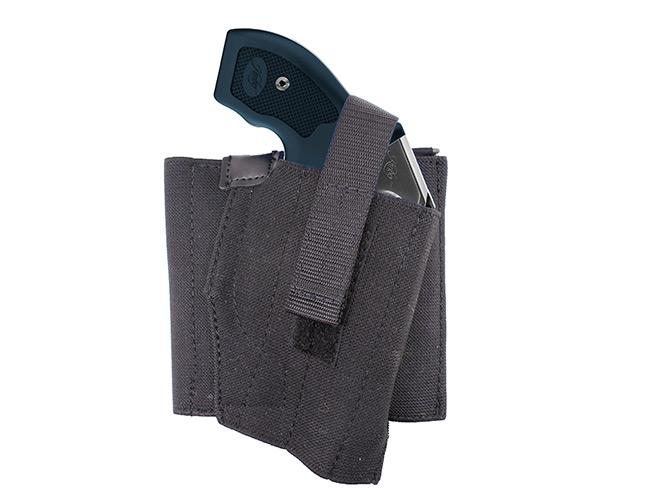 Kimber K6s, kimber, desantis, desantis holster, kimber k6s holster, DeSantis #062 Apache Ankle Rig