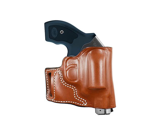 Kimber K6s, kimber, desantis, desantis holster, kimber k6s holster, DeSantis #118 L-Gat Slide