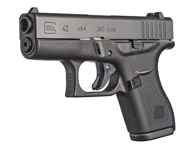 glock, glock pistol, glock pistols, glock concealed carry, concealed carry, glock 42