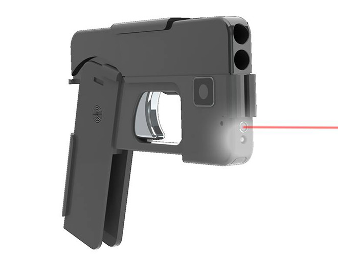 Ideal Conceal, Ideal Conceal smartphone, Ideal Conceal gun, Ideal Conceal handgun, smartphone gun, ideal conceal revolver