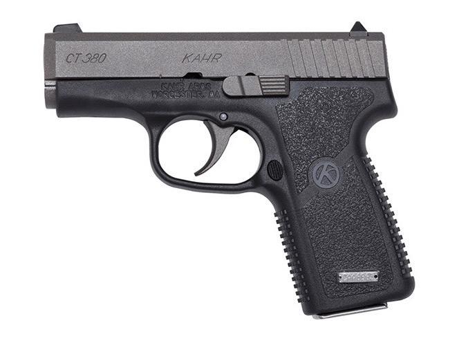 concealed carry, concealed carry pistol, concealed carry pistols, concealed carry pocket pistol, concealed carry pocket pistols, concealed carry handgun, concealed carry handguns, Kahr CT380 Tungsten