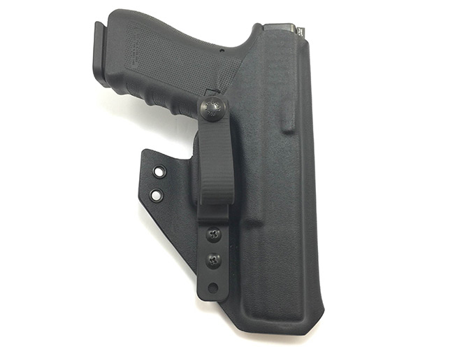 holster, holsters, concealed carry, concealed carry holster, concealed carry holsters, Kaos Concealment Fusion