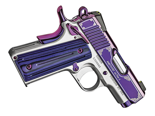 concealed carry, concealed carry pistol, concealed carry pistols, concealed carry pocket pistol, concealed carry pocket pistols, concealed carry handgun, concealed carry handguns, Kimber Amethyst Ultra II