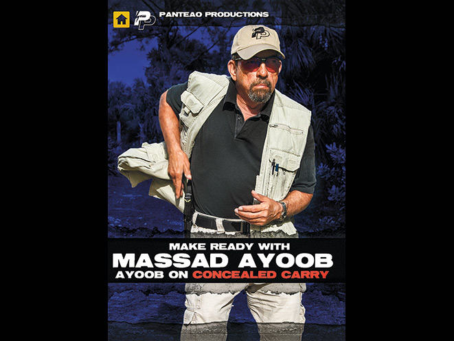 massad ayoob, matt jacques, panteao, concealed carry