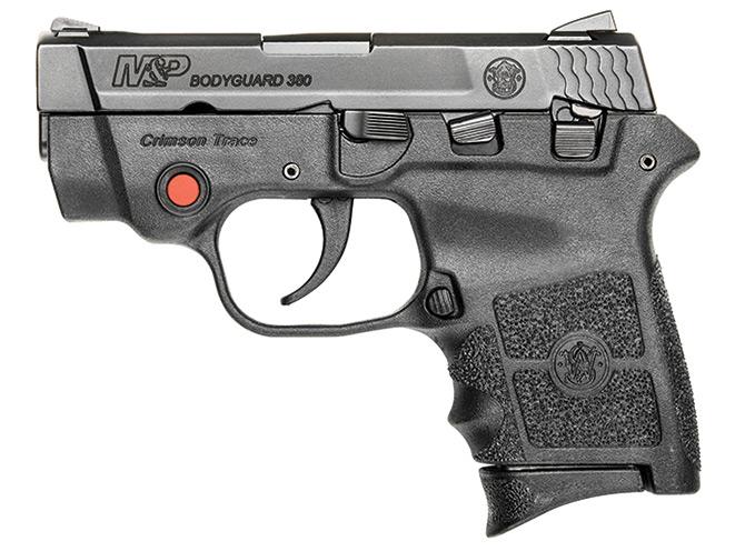 smith & wesson, smith & wesson pistol, smith & wesson pistols, smith & wesson handgun, smith & wesson handguns, Smith & Wesson M&P Bodyguard 380