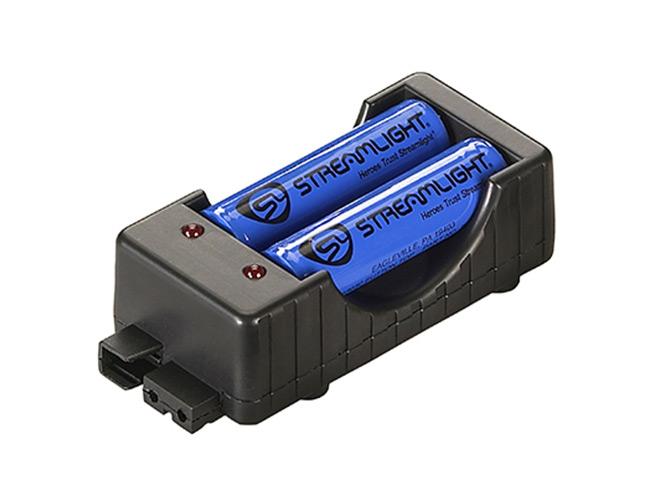 streamlight, Streamlight 18650 Lithium Ion Battery and Charger, 18650 Lithium Ion Battery and Charger